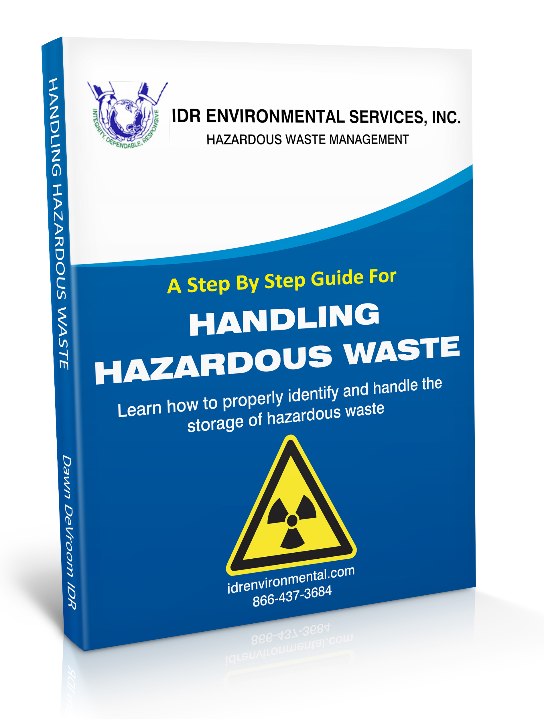 Step By Step Guide For Handling Hazardous Waste-EBook