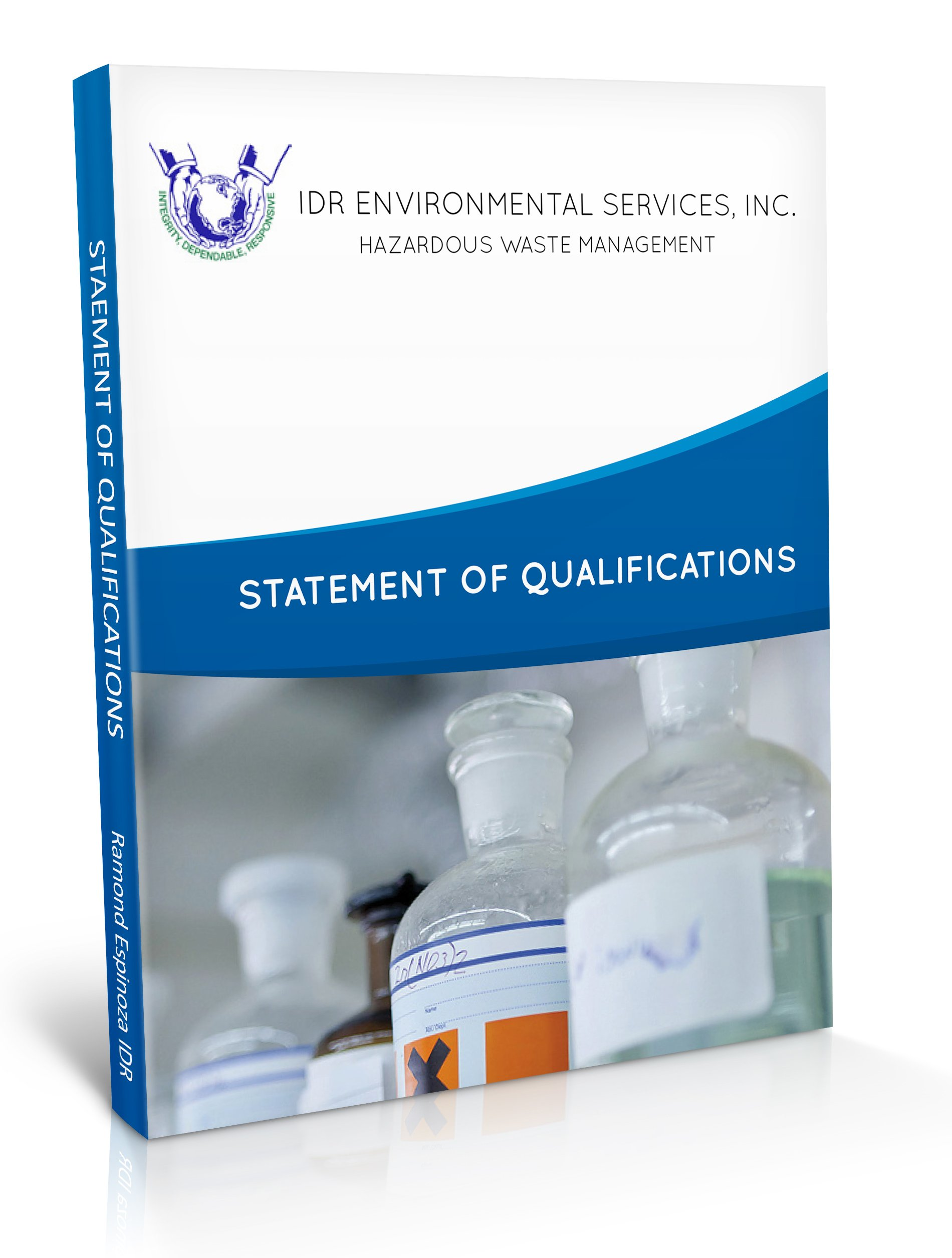IDR Statement of Qualifications